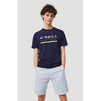 O'Neill Men's T-Shirt ~ Arrowhead blue
