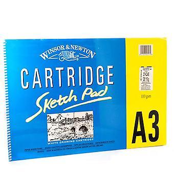 Winsor & Newton Cartridge Pad 25 Sheets 110gsm (A3)