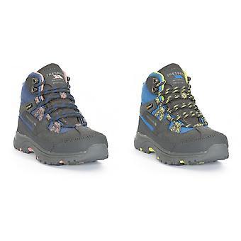 Trespass børns/børn Cumberbatch vandtæt vandreture støvler