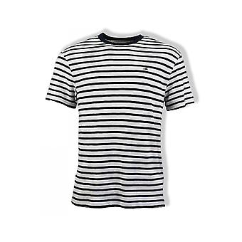 Tommy Jeans Stripe T-Shirt (Twilight Navy/White)