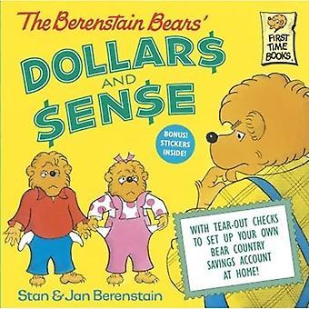 Dólares y sentido Berenstain Bears (osos de Berenstain primera vez capítulo libros (Prebound))