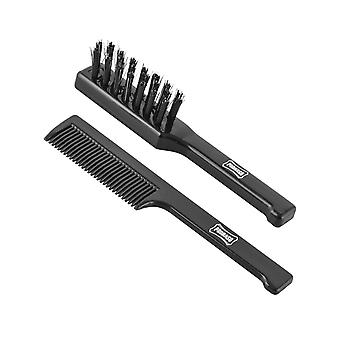 Proraso Moustache Comb & Beard Brush Set