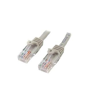 Startech 10M Gray Snagless Cat5E Patch Cable