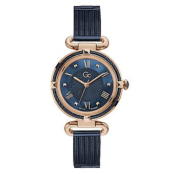 GC Y58008L7MF Women's Blue Cable Chic Wristwatch