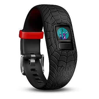 Garmin - Activity Tracker - vivofit jr. 2 Marvel Spider-Man - 010-01909-17
