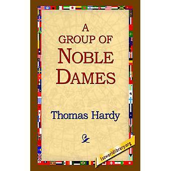 Un grupo de nobles damas por Hardy y Thomas