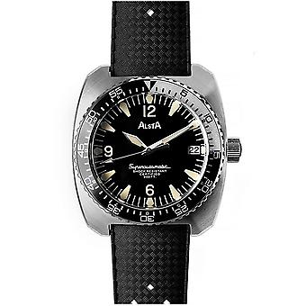 Alsta Nautoscaph Superautomatic Tropic 1970 Re-Edition Wristwatch