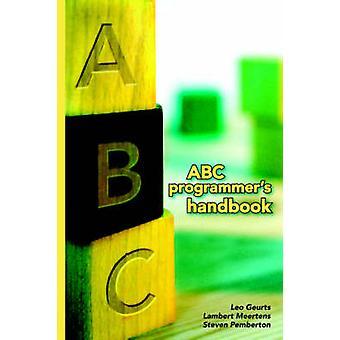 ABC Programmers Handbook by Geurts & Leo