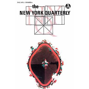 The New York Quarterly Number 4 by Packard & William