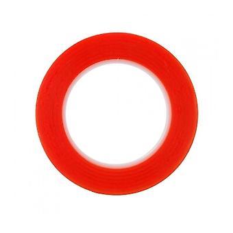 4965 tesa tape-rød-2mm x 25