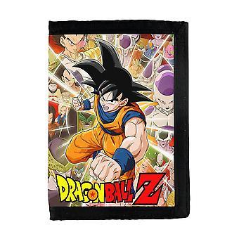 Manga Dragon Ball Z Wallet