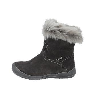 Judge Boots Kids Girls Boots Grey Lace-Up Boots Winter