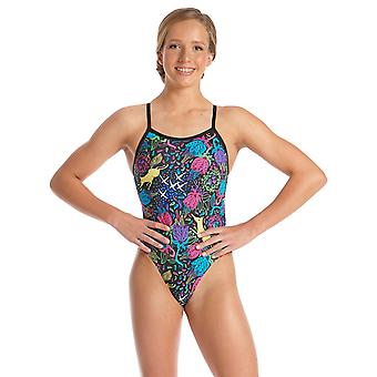 Amanzi Wild Aster Swimwear For Girls