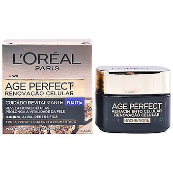 Night Cream Age Perfect L'Oreal Make Up (50 ml)