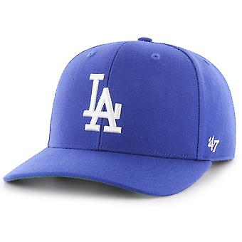 47 le profil bas Cap - zone des Dodgers de Los Angeles royal feu