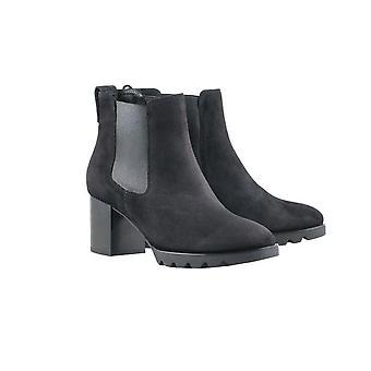 Hogl tess schwarz laarzen dames zwart