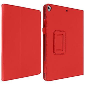 Flip standing Case for Apple iPad 2019 10.2 Ultra-thin Protection – Red