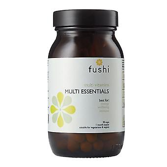 Fushi Wellbeing Multi Essentials Complex Veg Caps 90 (F0021209)