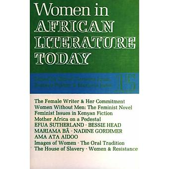 ALT 15 Women in African Literature Today by Eldred Durosimi Jones - 9