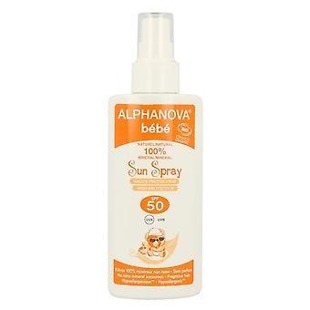 Alphanova Baby Sunscreen SPF 50+