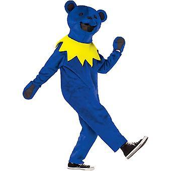 Blue Grateful Dead Adult Costume