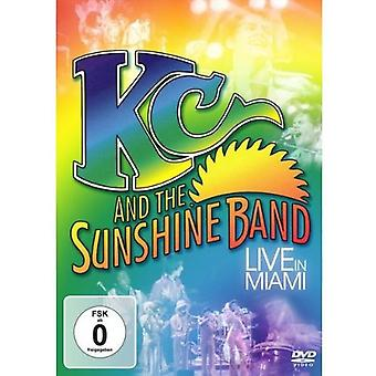 Kc & the Sunshine Band - Live in Miami [DVD] USA import