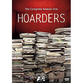 Hoarders: The Complete Season One [2 Discs] [DVD] USA import