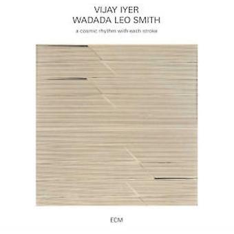 Vijay Iyer - A Cosmic Rhythm with [CD] USA import