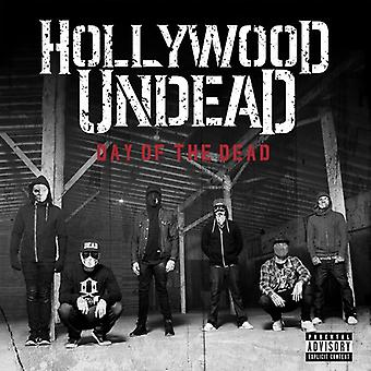 Hollywood Undead - Day of the Dead (Ex) [CD] USA import
