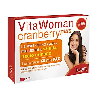 Vita Woman Karpalo Plus 60 tablettia