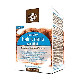 Cheveux et ongles 60 capsules