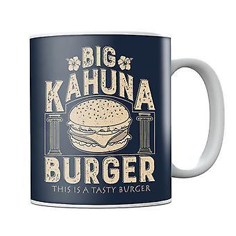 Pulp Fiction Inspirert Stor Kahuna Burger Krus