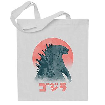 Godzilla Kaiju Monster Totebag