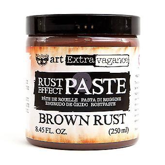Finnabair Art Extravagance Rust Paste Brown
