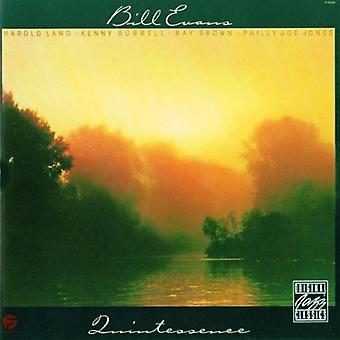 Bill Evans - Quintessence [CD] USA import