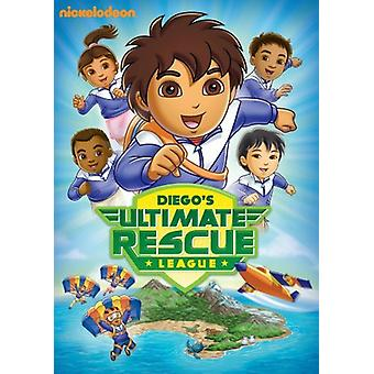 Importation de Diego USA Ultimate Rescue League [DVD]