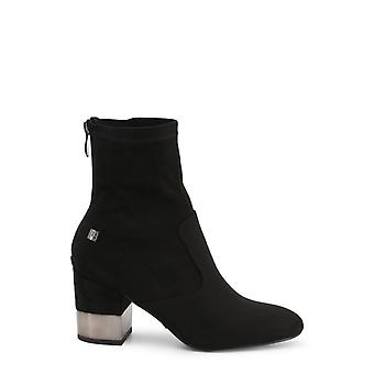 Laura biagiotti 575819 kvinder's runde tå bageste zip boot