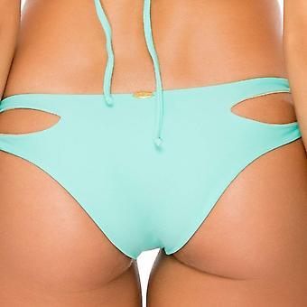 Luli Fama Women's Swimwear, -Azafran, SML