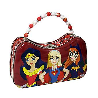 Scoop Purse - DC Girls - Metal Case tin657807
