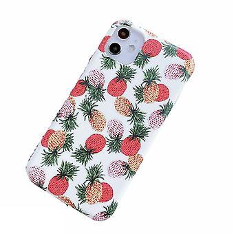 Farverige ananas skaller til iPhone 11 PRO