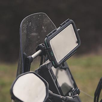Motocykel vodotesný tvrdý prípad priečka držiak pre apple iPhone x xs
