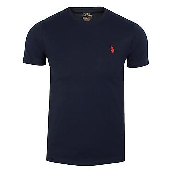 Ralph lauren men's navy t-shirt