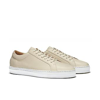 Uniforme Standard Series 1 Double Nude Leather Trainers