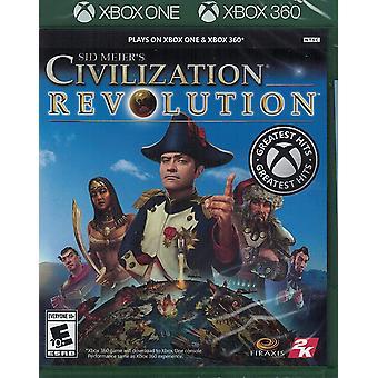 Sid Meier's Civilization Revolution Xbox One