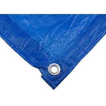 Kotap TRA1018 Blue Poly Tarp 10 X 18