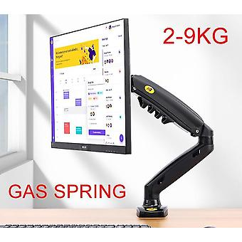 "17-27"" Lcd/ Led Monitor Holder With Full Motion Gas Strut With Loading"