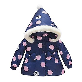 Baby Coat Outerwear, Winter Hooded Jacket
