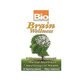 Bio Nutrition Inc Brain Wellness, 60 VCaps