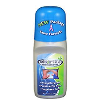 Naturally Fresh Crystal Deodorant, ROLL-ON, 3 OZ