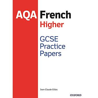 GCSE French Higher Practice Papers AQA Exam Revision Practice 91-kehittäjä: Gilles & JeanClaude